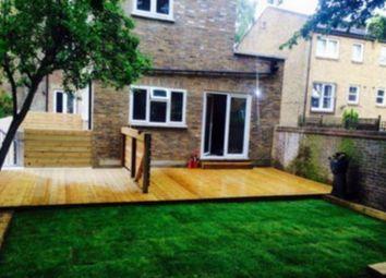 Thumbnail 2 bed flat to rent in Adolphus Road, Finsbury Park, Manor House, Islington, Hackney