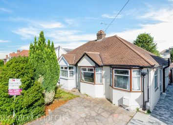 Thumbnail 2 bed semi-detached bungalow for sale in Lakehurst Road, Ewell, Epsom