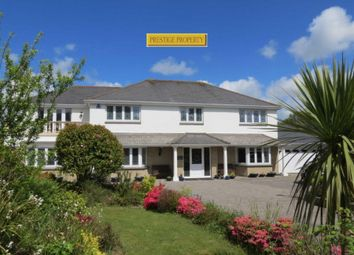 Thumbnail 5 bedroom detached house for sale in Sea Road, Carlyon Bay, Carlyon Bay