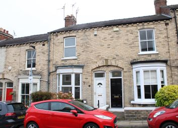 Thumbnail 3 bed terraced house to rent in Scott Street, York