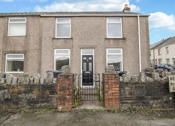 3 bed semi-detached house for sale in Well Street, Brynmawr, Gwent NP23