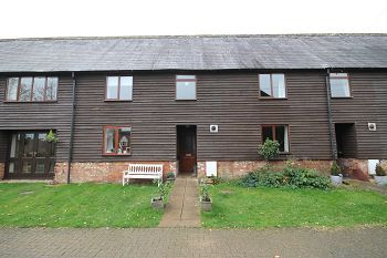 Thumbnail 3 bed terraced house to rent in Campbell Place, Norton Road, Sutton Veny, Warminster