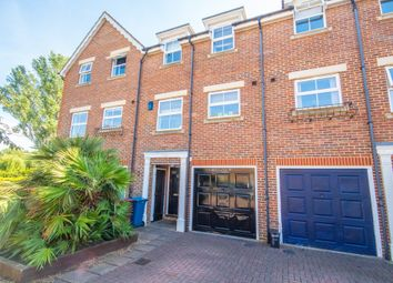 Thumbnail 4 bed terraced house for sale in Pembroke Avenue, Pinner, Middlesex