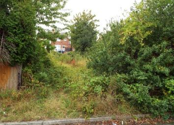 Thumbnail Land for sale in Stanley Road, Ponciau, Wrexham, Wrecsam