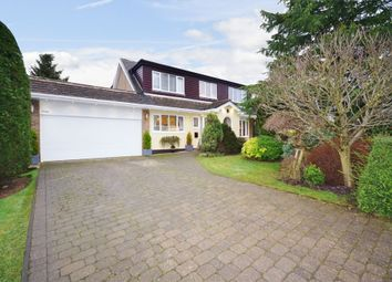 Thumbnail 4 bed detached house for sale in Knowle Park Avenue, Shepley, Huddersfield, West Yorkshire