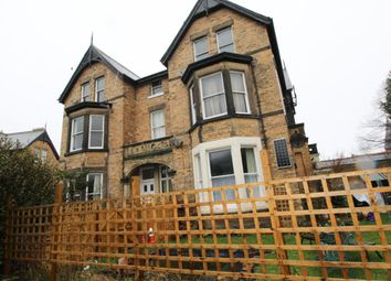 Thumbnail 2 bed flat to rent in Oriel Crescent, Scarborough