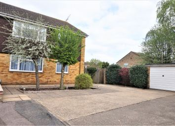 Thumbnail 2 bed maisonette for sale in Perrysfield Road, Cheshunt