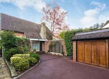 Thumbnail 4 bed detached house for sale in Manorside, Barnet