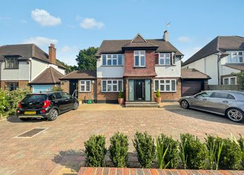 Thumbnail 5 bed detached house for sale in Manor Way, Petts Wood, Orpington