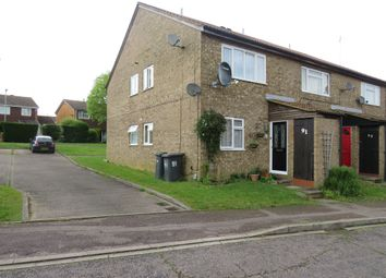 Thumbnail 1 bed property for sale in Repton Close, Luton