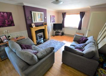 Thumbnail 4 bed end terrace house for sale in Clover Park, Swindon