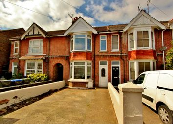 Thumbnail 3 bed terraced house to rent in St Thomas's Road, Worthing