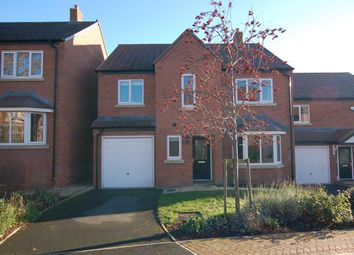 Thumbnail 4 bedroom detached house for sale in Guardians Walk, Wordsley
