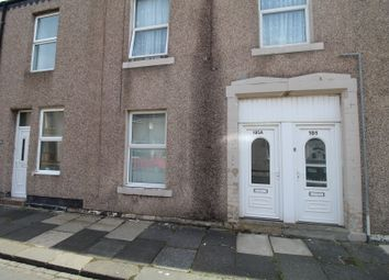 Thumbnail 2 bedroom flat to rent in Percy Street, Blyth