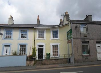 Thumbnail 3 bed terraced house for sale in 3, Tithebarn Street, Caernarfon