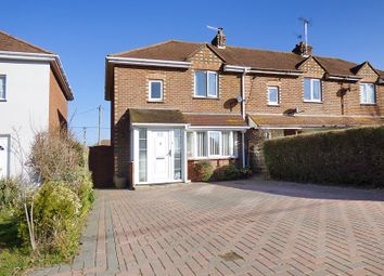 Thumbnail 3 bed end terrace house for sale in Northway Road, Wick, Littlehampton