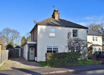 Thumbnail 2 bed semi-detached house for sale in High St, Elsenham, Hertfordshire