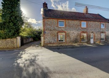 Thumbnail 5 bed cottage for sale in Bell Street, Feltwell, Thetford