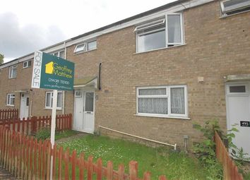 Thumbnail 3 bedroom terraced house for sale in Ripon Road, North Stevenage, Herts
