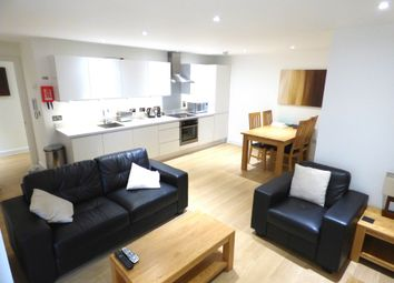 Thumbnail 1 bed flat to rent in Ocean Way, Ocean Village, Southampton