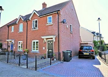 Thumbnail 2 bed semi-detached house for sale in Gurkha Road, Blandford Forum
