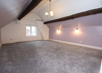 Thumbnail 2 bed flat to rent in Lichfield Street, Fazeley, Tamworth