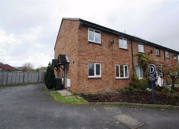 Thumbnail 1 bed end terrace house to rent in Braemore Close, Thatcham