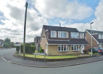 Thumbnail 3 bed semi-detached house to rent in Snowdrop Close, Helmshore