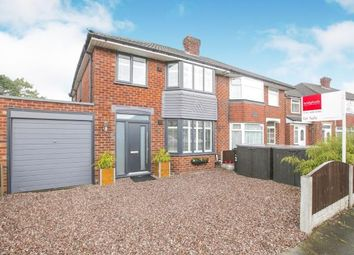 Thumbnail 3 bed semi-detached house for sale in St. Anns Road South, Heald Green, Cheadle, Greater Manchester
