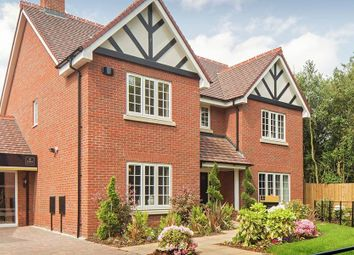 "Thumbnail 5 bed detached house for sale in ""The Windsor"" at Kendal End Road, Barnt Green, Birmingham"