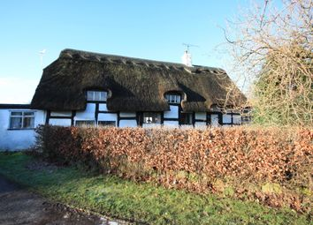 Thumbnail 3 bed cottage for sale in Akesmoor Lane, Gillow Heath, Stoke-On-Trent