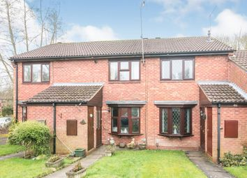 Thumbnail 2 bed terraced house for sale in Avonbank Close, Hunt End, Redditch