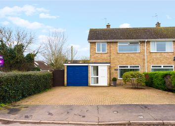 Thumbnail 3 bed semi-detached house for sale in Lawn Lane, Sutton, Ely