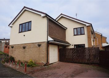Thumbnail 4 bed end terrace house for sale in Barlich Way, Redditch