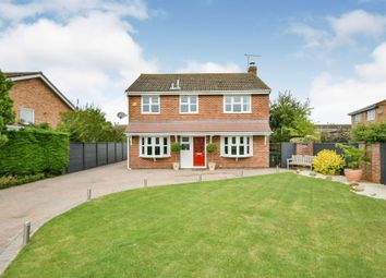 Thumbnail 4 bed detached house for sale in Keyneston Road, Swindon