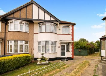 Thumbnail End terrace house for sale in Rose Gardens, Southall