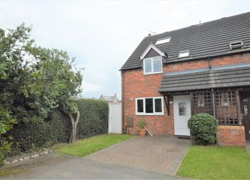 Thumbnail 4 bed semi-detached house for sale in The Orchards, Holt, Wrexham