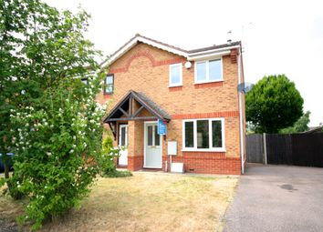 Thumbnail 2 bed semi-detached house to rent in Sedgefield Road, Burton-On-Trent