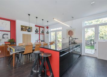 Thumbnail 4 bedroom end terrace house to rent in Herbert Gardens, London