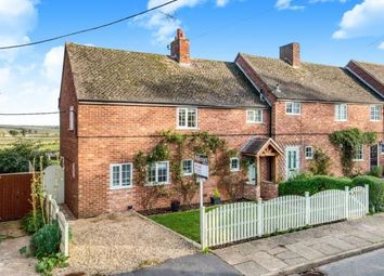 Thumbnail 3 bed end terrace house for sale in Wolverton, Stratford-Upon-Avon, Warwickshire