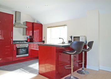 Thumbnail 2 bed flat to rent in The Beauchief Apartments, 26A Pinfold Gate, Loughborough, Leicestershire