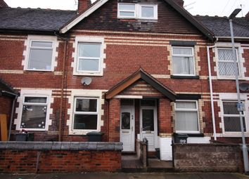 Thumbnail 3 bedroom terraced house to rent in Fletcher Road, Stoke On Trent