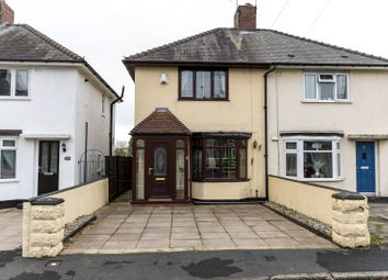 Thumbnail 2 bed semi-detached house for sale in Myvod Road, Wednesbury
