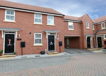 Thumbnail 2 bed terraced house for sale in Foxglove Way, Beverley, East Yorkshire