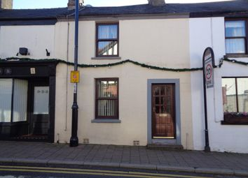 Thumbnail 2 bed terraced house to rent in Ulverston Road, Dalton-In-Furness