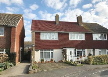Thumbnail 3 bed end terrace house for sale in Foxglove Close, Ringmer, Lewes, East Sussex