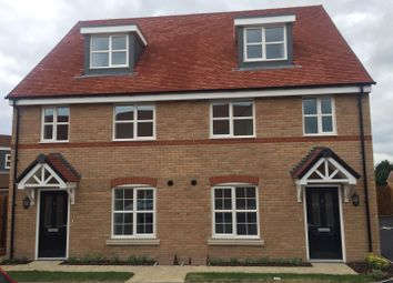Thumbnail 3 bedroom property for sale in Spencer Close, Buntingford
