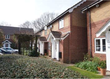 Thumbnail 2 bed end terrace house for sale in Vicarage Gardens, Lymington