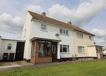 Thumbnail 3 bed semi-detached house for sale in Hadrians Gardens, Carlisle