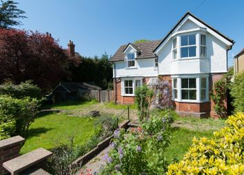 Thumbnail 4 bed detached house for sale in Dover Road, Ringwould, Deal